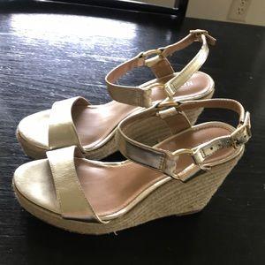 MERONA sandal platform